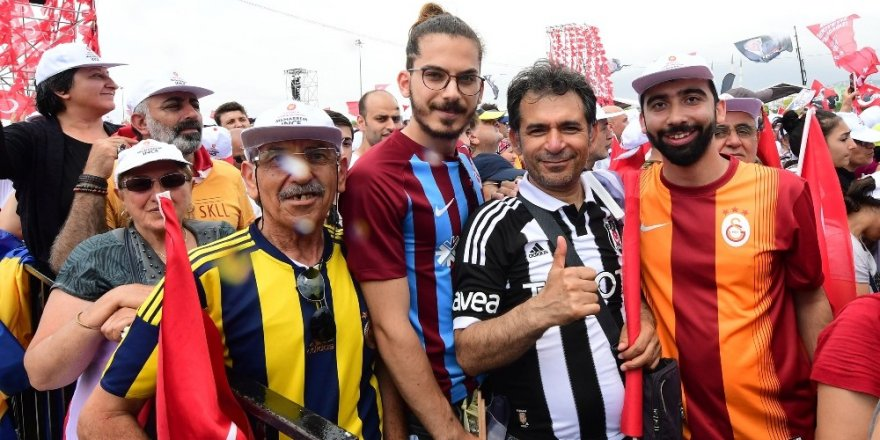 İnce'nin Final Mitingi