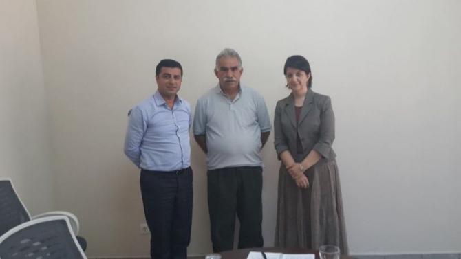 Abdullah Öcalan'ın Yeni Fotoğrafları 3