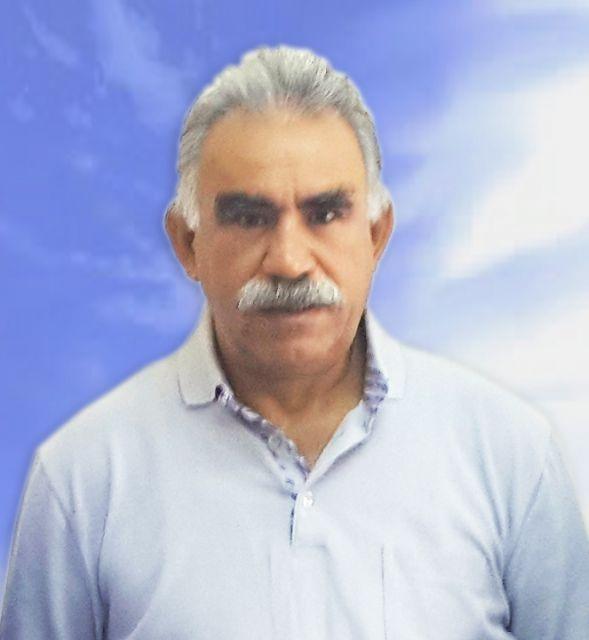 Abdullah Öcalan'ın Yeni Fotoğrafları 5