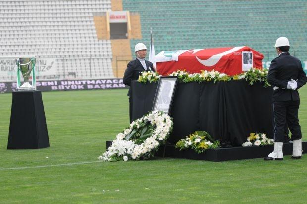 Yazıcı'nın Cenaze Töreni 1