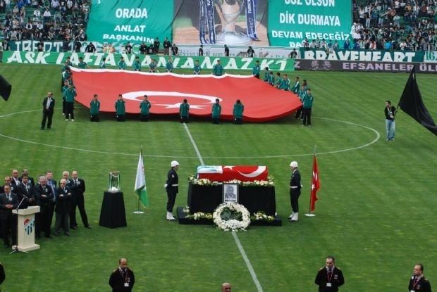 Yazıcı'nın Cenaze Töreni 10