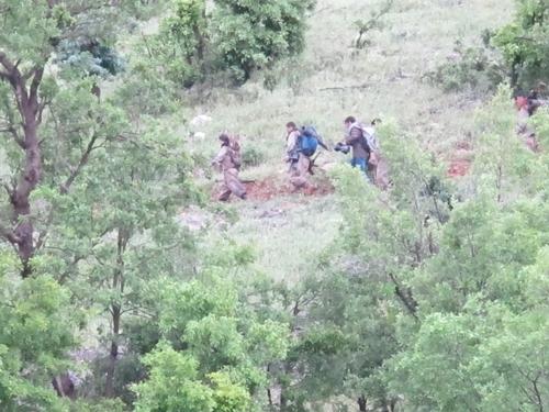 PKK Sınır Dışına Çekiliyor 1