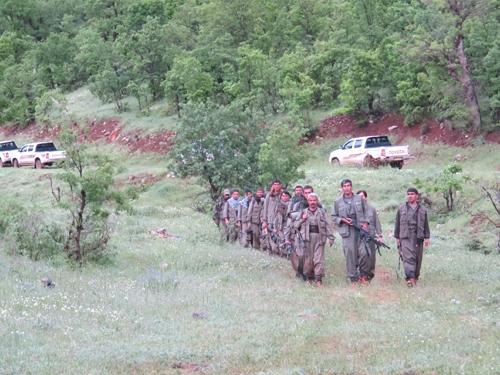 PKK Sınır Dışına Çekiliyor 2