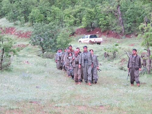 PKK Sınır Dışına Çekiliyor 3
