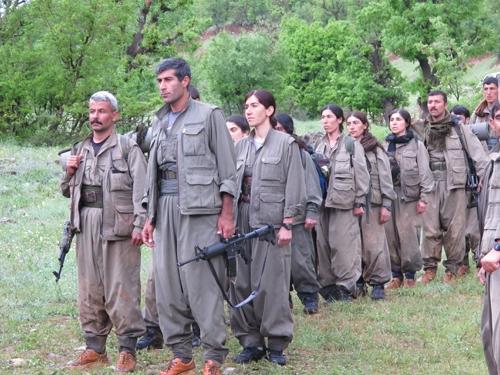 PKK Sınır Dışına Çekiliyor 4