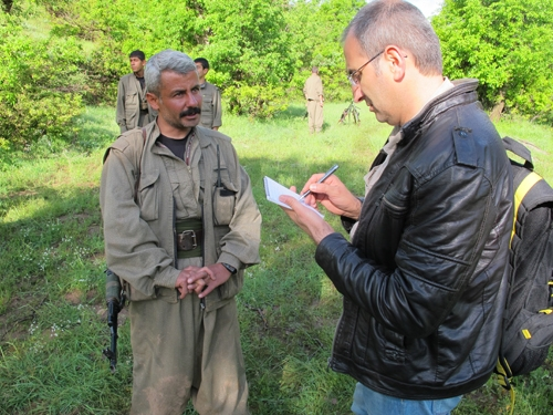 PKK Sınır Dışına Çekiliyor 7