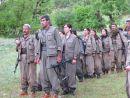 PKK Sınır Dışına Çekiliyor