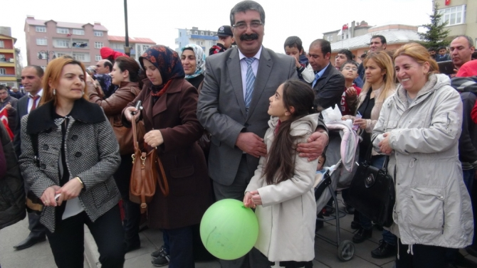 Kars'ta 23 Nisan coşkusu 4