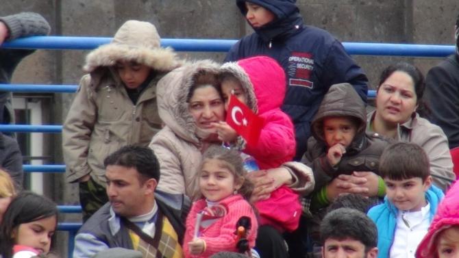Kars'ta 23 Nisan coşkusu 6