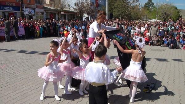 Kağızman'da 23 Nisan kutlamaları 3