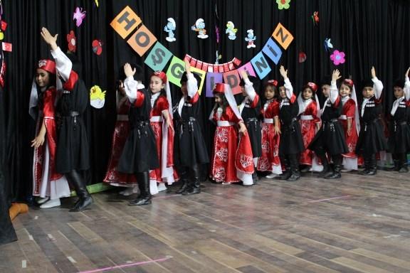Selim'de 23 Nisan coşkusu 2