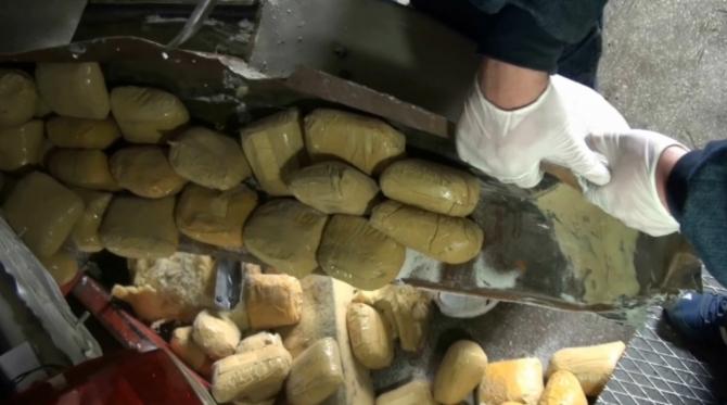 Kars'ta Narkotik Operasyon: 30 kg Eroin 4