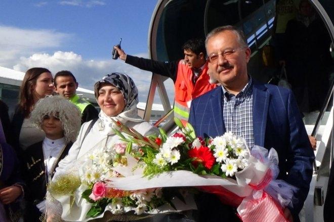 Vali Günay Özdemir Kars'ta 2