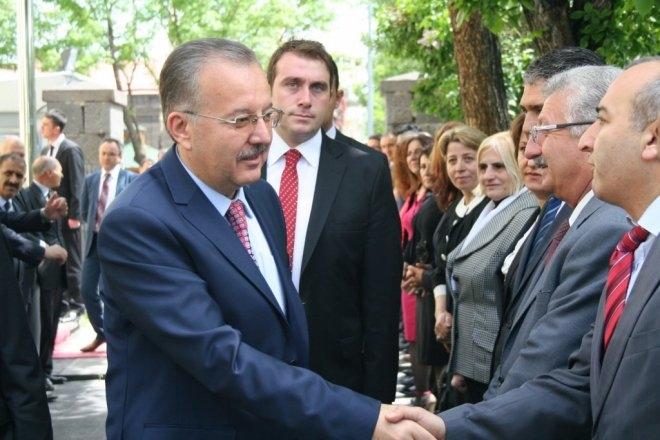 Vali Günay Özdemir Kars'ta 5