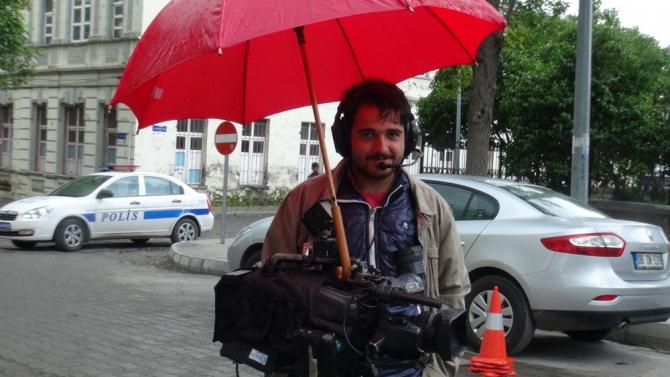 Kars'tan Şemsiyeli Yayın 1