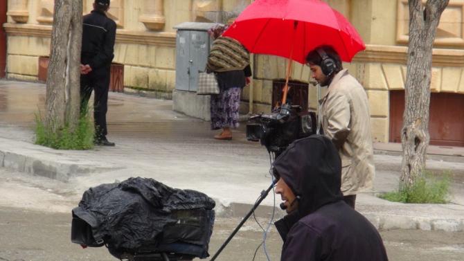 Kars'tan Şemsiyeli Yayın 3