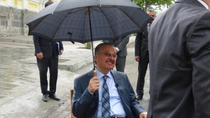 Kars'tan Şemsiyeli Yayın 4