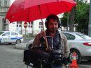Kars'tan Şemsiyeli Yayın