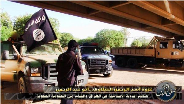 Musul'da IŞİD Katliamı 10
