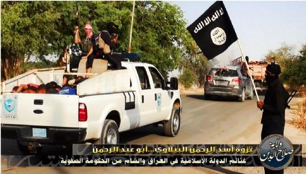 Musul'da IŞİD Katliamı 11