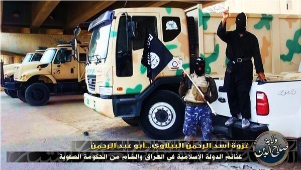 Musul'da IŞİD Katliamı 12