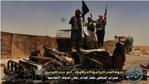 Musul'da IŞİD Katliamı 13