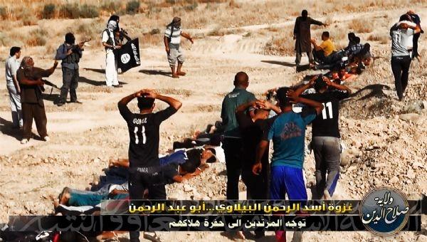 Musul'da IŞİD Katliamı 15