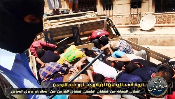Musul'da IŞİD Katliamı 16