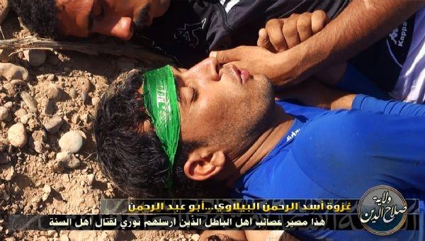 Musul'da IŞİD Katliamı 17