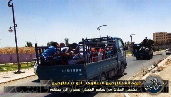 Musul'da IŞİD Katliamı 18