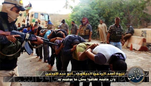 Musul'da IŞİD Katliamı 19