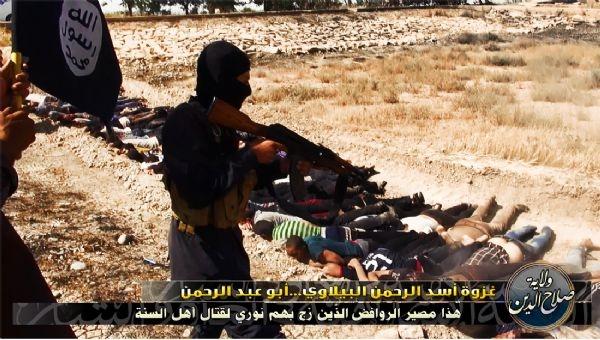 Musul'da IŞİD Katliamı 2