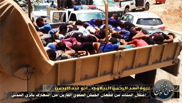 Musul'da IŞİD Katliamı 20