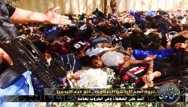 Musul'da IŞİD Katliamı 21