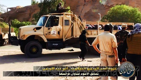 Musul'da IŞİD Katliamı 22