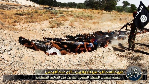 Musul'da IŞİD Katliamı 23