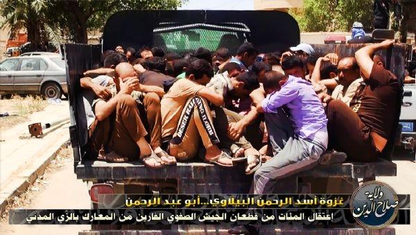 Musul'da IŞİD Katliamı 24