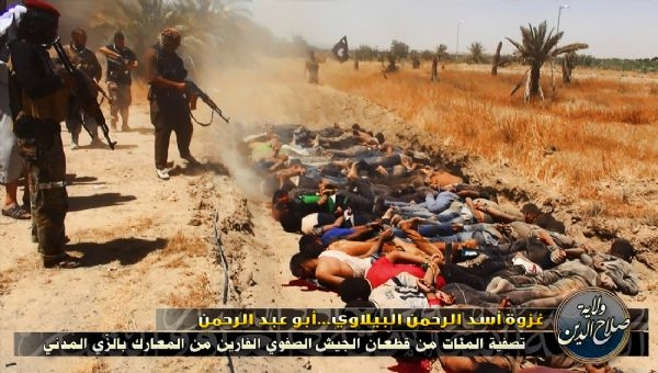Musul'da IŞİD Katliamı 25