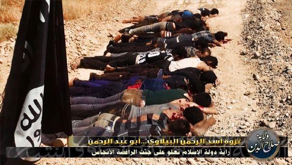 Musul'da IŞİD Katliamı 26