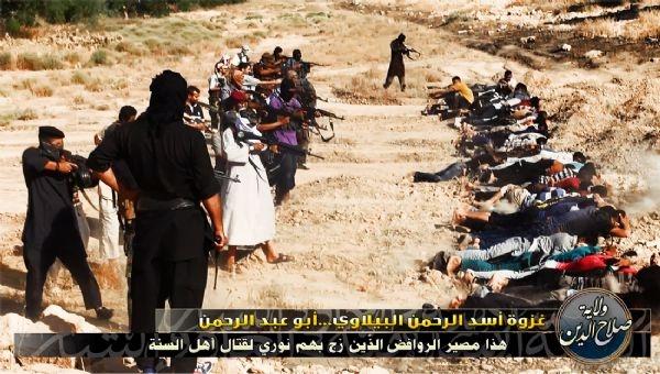 Musul'da IŞİD Katliamı 27