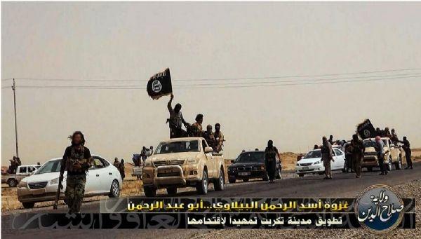 Musul'da IŞİD Katliamı 3