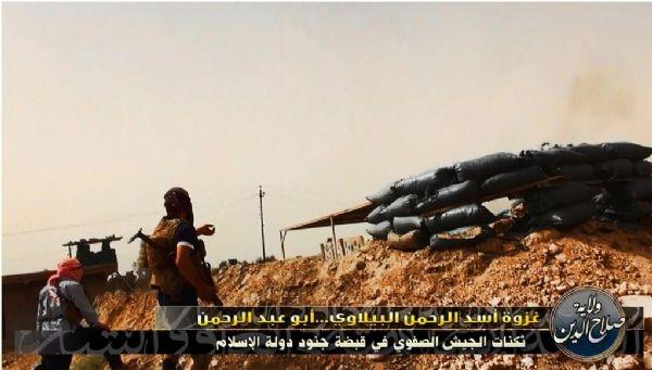 Musul'da IŞİD Katliamı 4