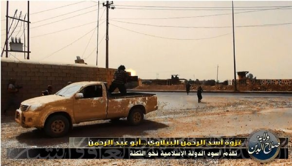 Musul'da IŞİD Katliamı 5