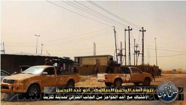 Musul'da IŞİD Katliamı 6