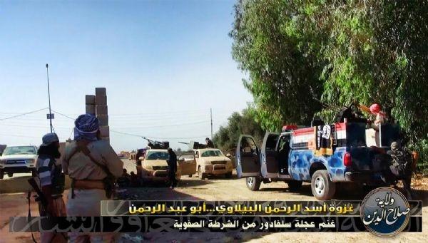Musul'da IŞİD Katliamı 7
