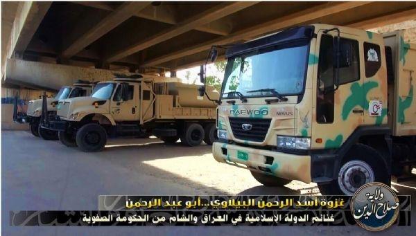 Musul'da IŞİD Katliamı 8