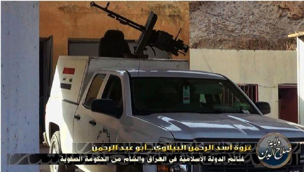 Musul'da IŞİD Katliamı 9