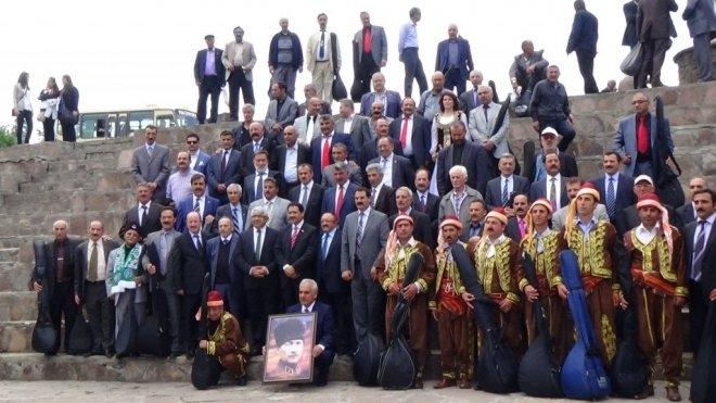 Kars 9. Uluslararası Aşıklar Bayramı Başladı 5
