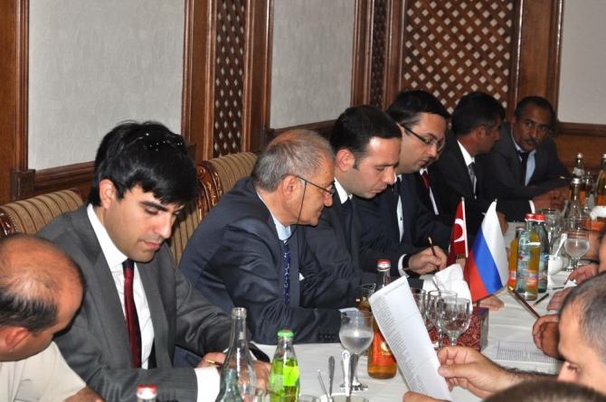 Ermenistan ile Sınır Görüşmesi Yapıldı 4