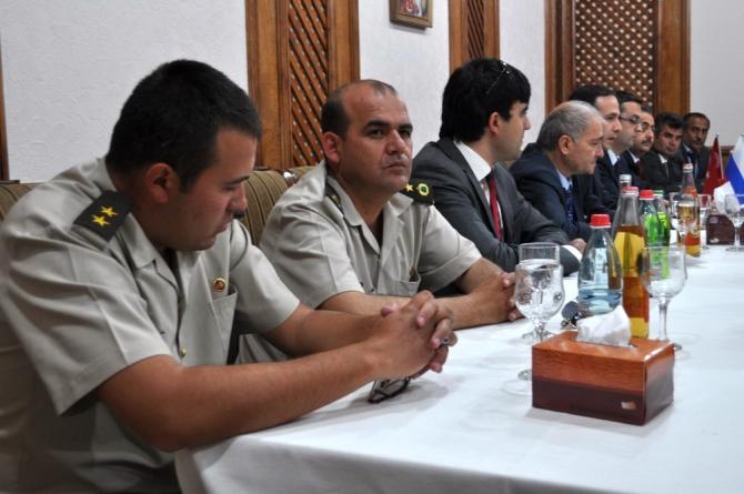 Ermenistan ile Sınır Görüşmesi Yapıldı 5